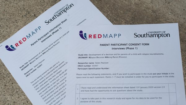Supporting Decision Making - REDMAPP Study